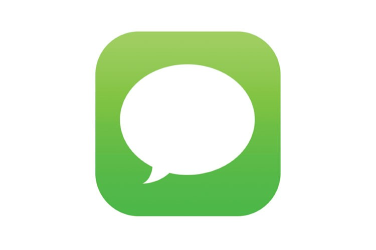 chat or text message