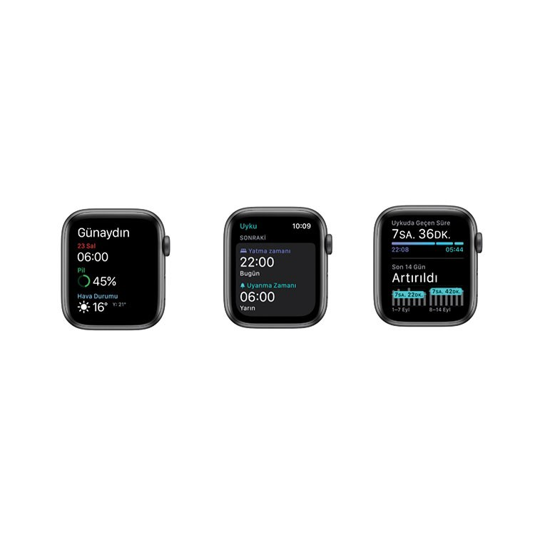 a couple of black digital watches