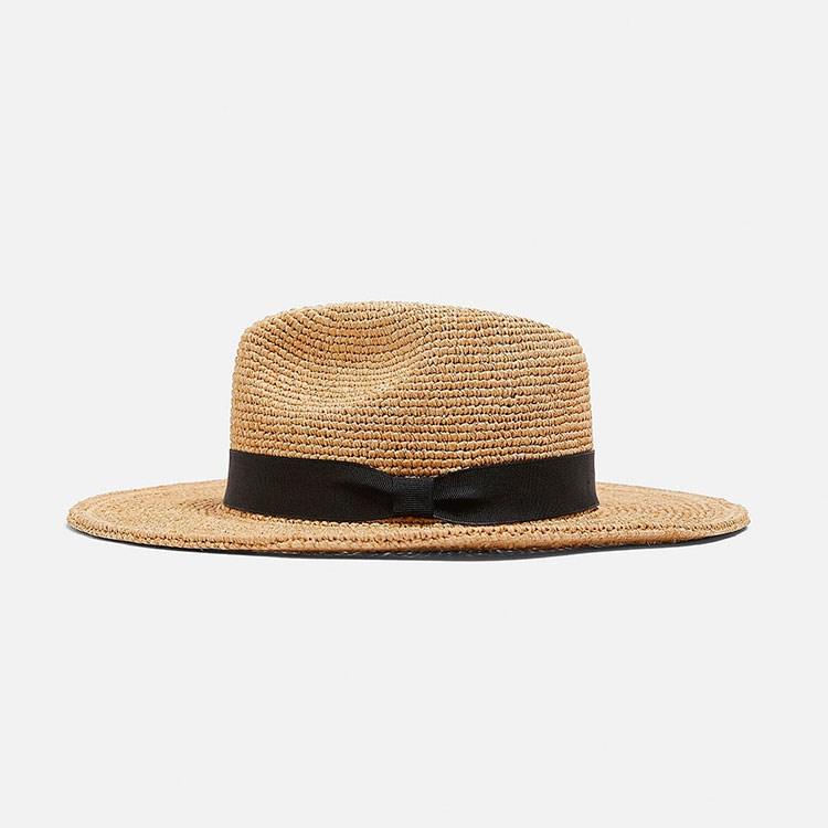 a hat on a white background