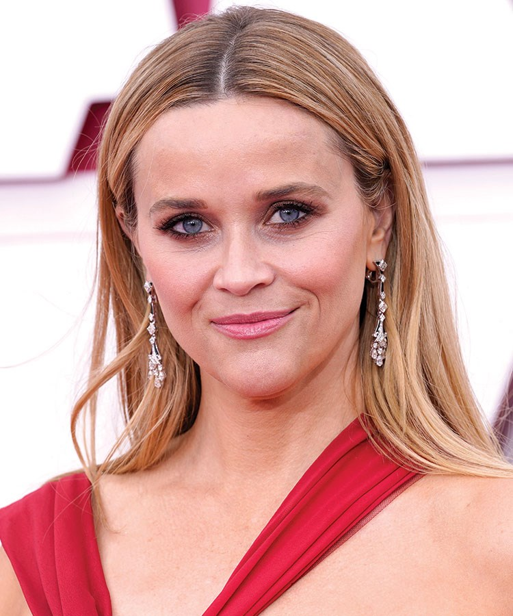 Reese Witherspoon with blonde hair