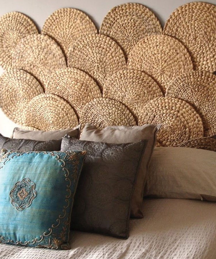 a group of pillows