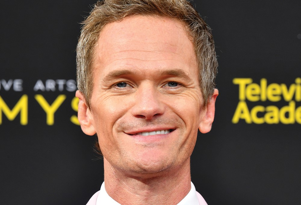 Neil Patrick Harris smiling for the camera